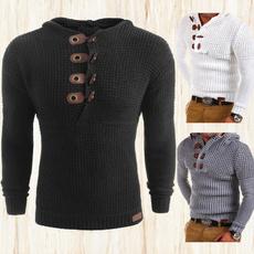 Fashion, knit, mockneck, Long Sleeve