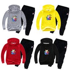 childrenswear, hooded, Sleeve, Long Sleeve