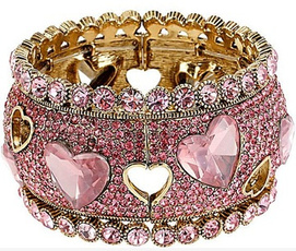 Heart, DIAMOND, wedding ring, gold