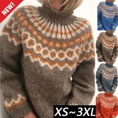 Plus Size, Knitting, Winter, knit