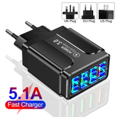 led, usb, Mobile, charger
