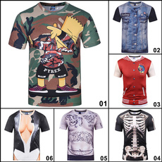 Funny, Shorts, rockshirt, vintageshirt