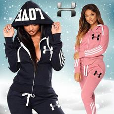 Fashion, women's jogging suits, hoodies for women, Long Sleeve