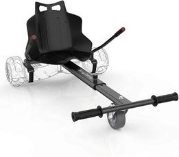 hoverboard, adjustableframelength, gokartseatattachment, hoverboardgokartseat