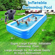 water, Outdoor, inflatorpump, Summer