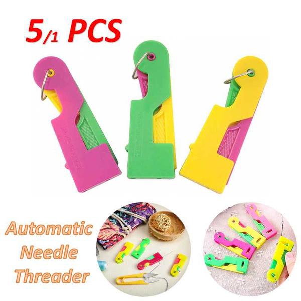 sewingknittingsupplie, sewingtool, automaticsewingneedle, needlethreadersforhandsewing