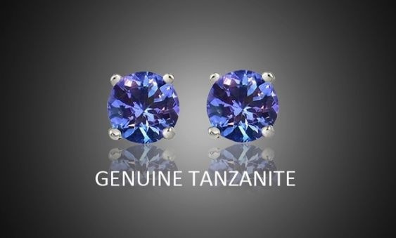 butterfly, Jewelry, Classics, tanzanite