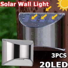 Steel, walllight, Wall Mount, Outdoor