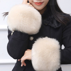 Fashion, fur, Winter, Elastic