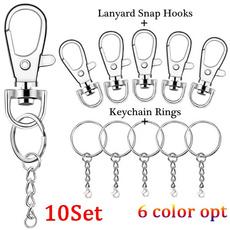 diyjewelry, lanyardsnaphook, Key Chain, Jewelry