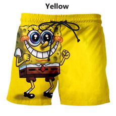 Funny, 3dshort, Beach Shorts, Cosplay