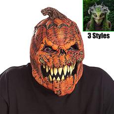 Head, pumpkinhead, scary, Halloween Costume