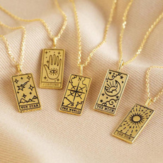 18kgoldnecklace, Love, Jewelry, gold