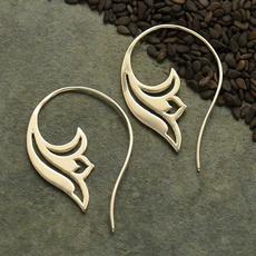 Fashion, gold, Simple, spiral