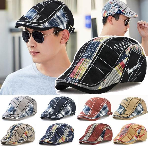 Fashion, unisex, beretcap, Hats