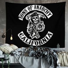 bedroom, Decor, tapestryforbedroom, art
