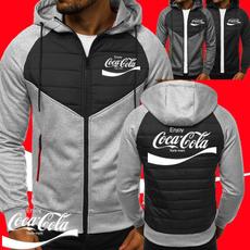 Fashion, pufferjacket, Coat, Men