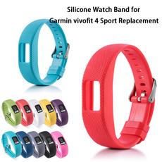 garminvivofit4, Silicone, Watch, garminvivofit4watchband