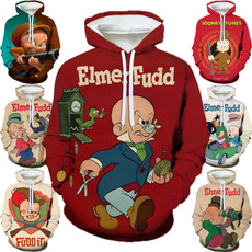 hoodiesformen, elmerfudd, elmerfuddhoodie, Casual