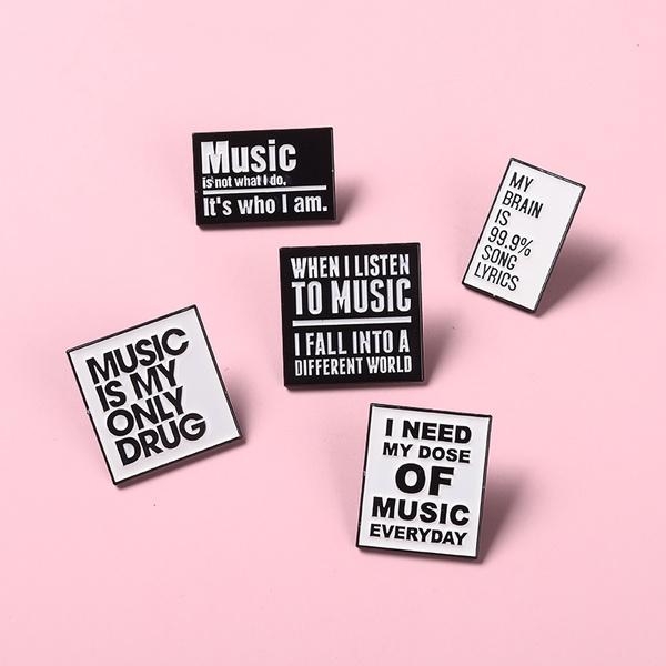 hatpin, Fashion, musicpin, Pins