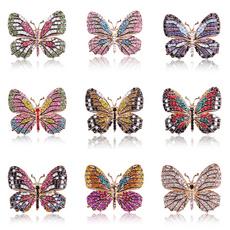 butterfly, butterflybroochpin, christmasgiftforwomen, brooches