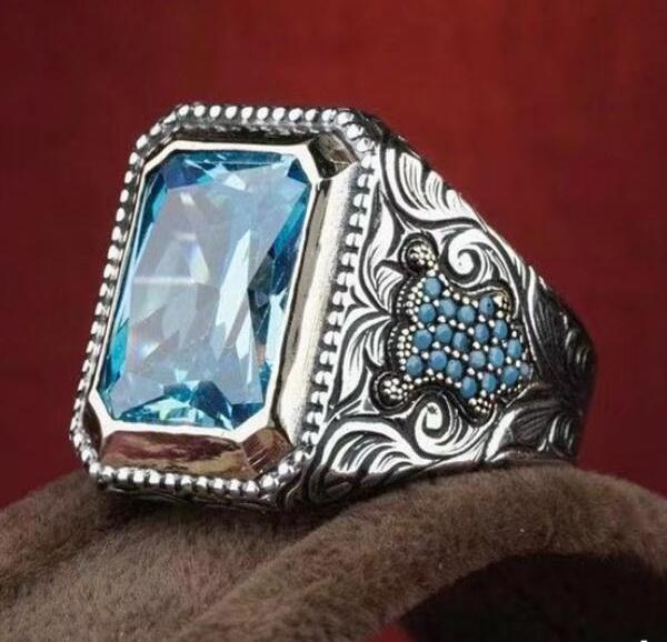 Sterling, ringsformen, Engagement, 925 sterling silver