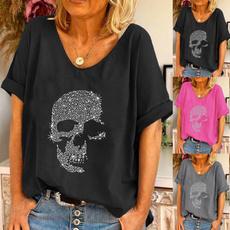 Summer, summer t-shirts, Halloween Costume, womens top