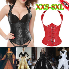 corsetsforwomen, Goth, latex, Cosplay
