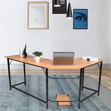 cornercomputerdesk, lshapeddesk, taskdesk, computerdesk