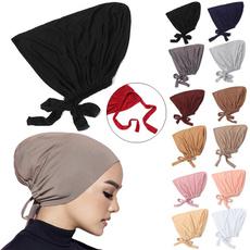 Muslim, hijab underscarf, Cap, muslim hijab