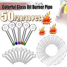 gradientcolor, oilburnerpipe, Beauty, glassoilburnerpipe