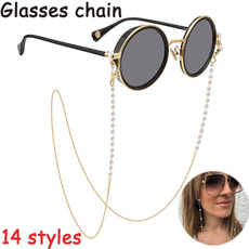 Necklace, sunglasseschain, Fashion, maskrope