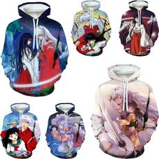 Fashion, unisex clothing, Winter, inuyasha