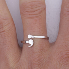 Jewelry, Gifts, Engagement Ring, Stainless Steel