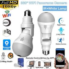 Light Bulb, Spy, Home & Living, lights