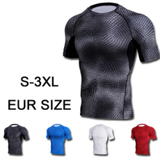 tightshirtmen, Fitness, sportshirttop, Cool T-Shirts