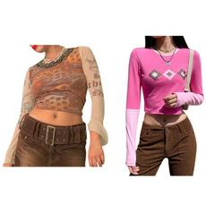 pink, Fashion, Sleeve, Long Sleeve