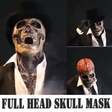 Design, scary, Head, Skeleton