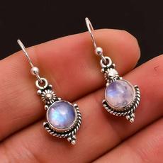 Sterling, rainbow, Fashion, Dangle Earring