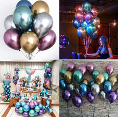 latex, kidsbirthdayballoon, chrome, birthdayparty
