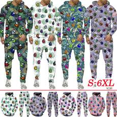 3D hoodies, Two-Piece Suits, pants, fashion games