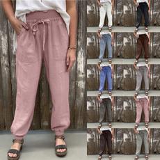 trousers, wideleg, Waist, pants