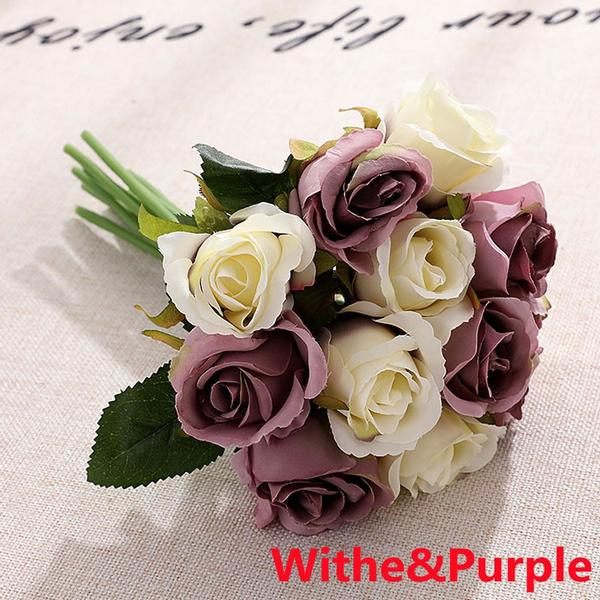 Decor, Flowers, Rose, simulationflower