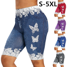 butterfly, Summer, Fashion, pants