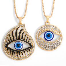 blueeyenecklace, Blues, Fashion, eye