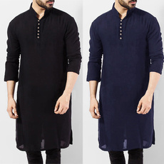 arab, Plus Size, Shirt, Sleeve
