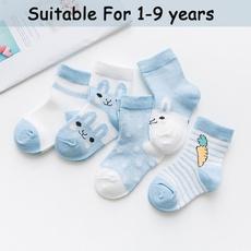 Summer, Cotton Socks, cute, Spring