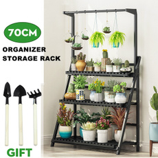 Plantas, potrack, foldableflowerpotstand, flowerplanterrackshelf