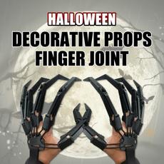 ghost, Cosplay, Skeleton, halloweenfinger