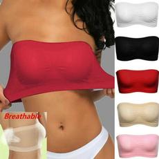 Underwear, Fashion, Elastic, Tube top